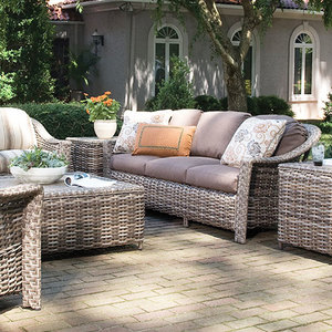 St. Simons Hand Woven Wicker by Lane Venture