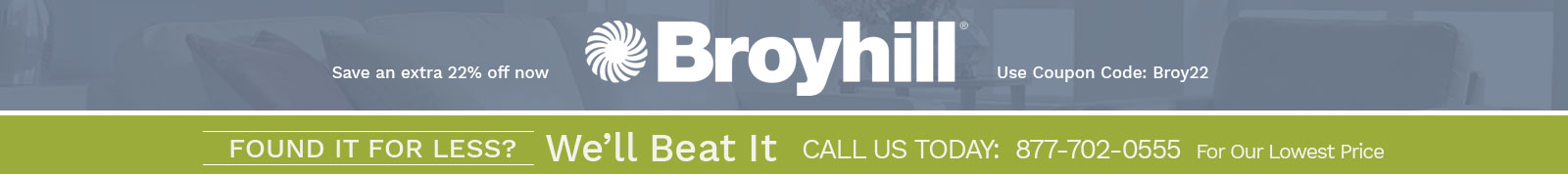 Broyhill Upholstery Furniture