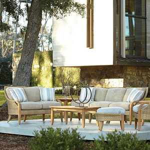 Edgewood Teak Collection by Lane Venture