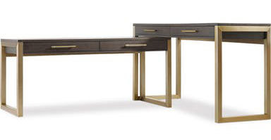 Curata 2 Pc. Desk Group