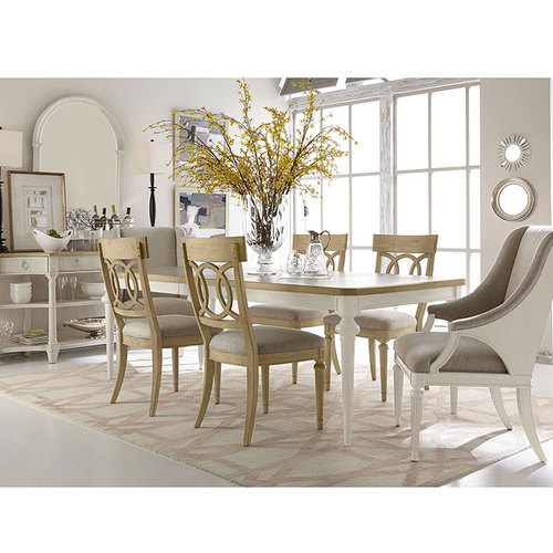 Roseline ENTIRE 7 PIECE DINING ROOM