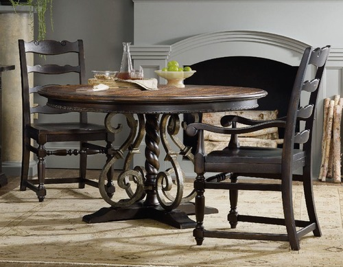 Treviso - ENTIRE 5 Pc. DINING ROOM