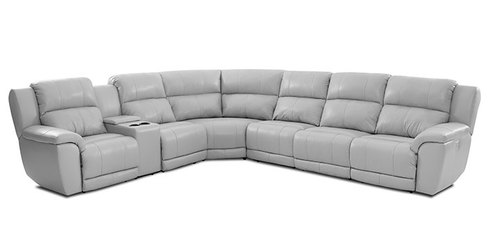 Four Piece Reclining Sectional
