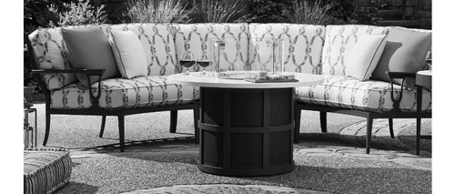 Winterthur Estate Outdoor Sectional