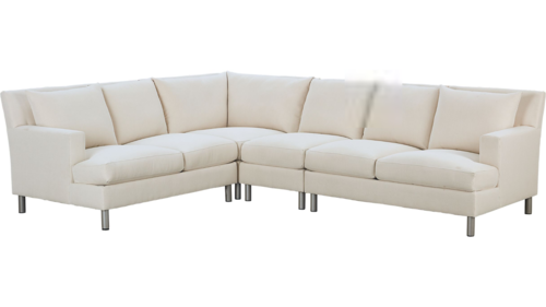 Five Piece Outdoor Sectional