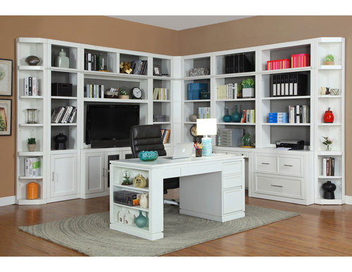 Catalina 14 Piece Entertainment Home Office Wall