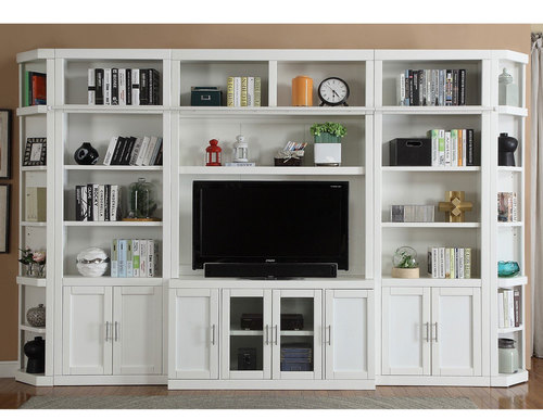 Catalina Six Piece Home Entertainment Wall