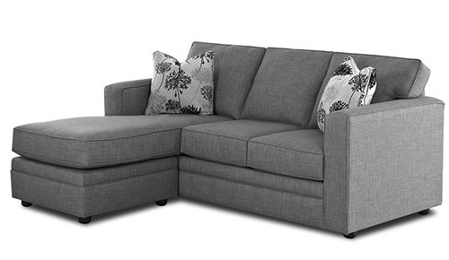 "Berger Sofa with Chaise (Reversible) 81"" Wide"