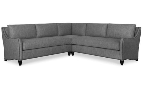 "Two Piece Sectional (105"" x 105"") Corner Sofa Left Side"