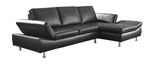 "Layout A:  Two Piece Sectional (Chaise Right Side) 98"" x 71"""