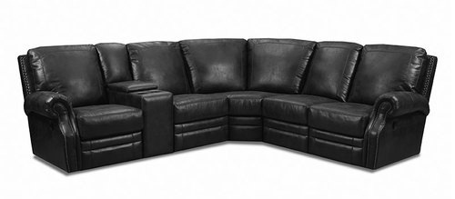 Layout A:  Three Piece Sleeper Sectional (Sleeper Right Side)