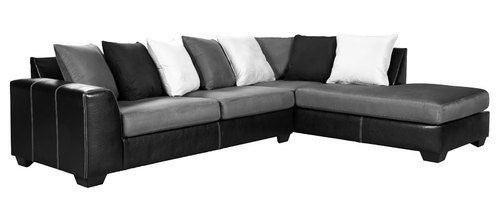 "Layout B:  Two Piece Sectional (Chaise Right Side) 118"" x 91"""