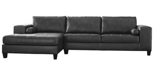 "Layout A:  Two Piece Sectional ( Chaise Left Side) 67"" x 135"""