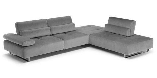 "Layout B:  Four Piece Sectional - 133"" x 103"""