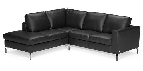 "Layout A:  Two Piece Sectional - 82"" x 91"""