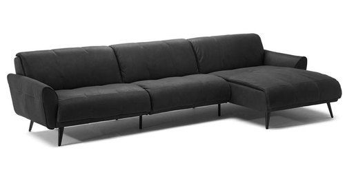 "Layout B: Two Piece Sectional - 129"" x 62"""