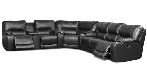 Layout B:  Three Piece Reclining Sectional