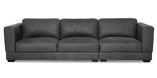 "Layout B:  Two Piece Sectional - 119"" Wide"