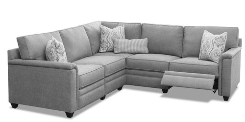 "Layout B:  Two Piece Sectional - 95"" x 97"""
