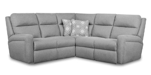 "Layout A:  Three Piece Sectional 90"" x 90"""