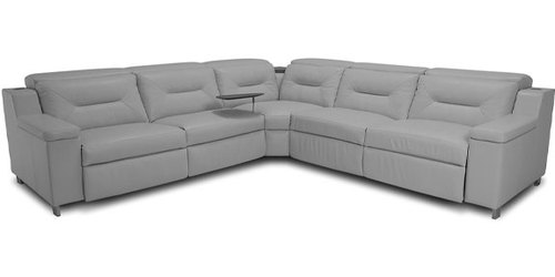 Layout A:  Five Piece Reclining Sectional