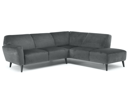 "Layout B:  Two Piece Sectional - 107"" x 92"""