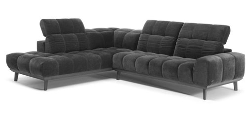 "Layout B: Two Piece Sectional - 95"" x 116"""