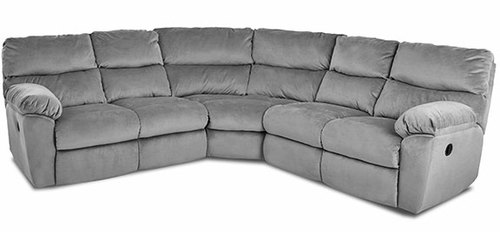 "Layout E:  Three Piece Sectional 99"" x 99"""