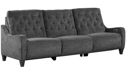 "Layout A:  Three Piece Reclining Sectional (110"" Wide)"