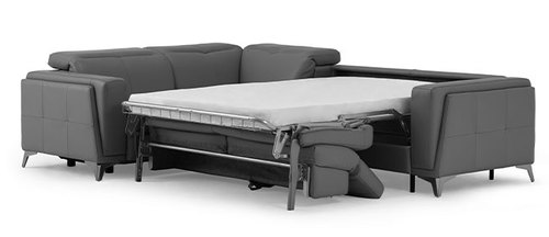 Layout B:  Three Piece Sleeper Sectional