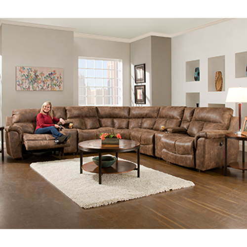 Stallion 466 reclining sectional sofas and sectionals for Sectional sofa configurations