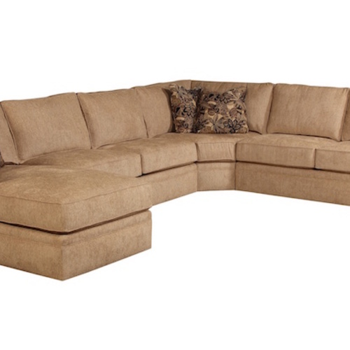 Veronica 6170 sectional in stock fast free sofas and for Sectional sofa configurations