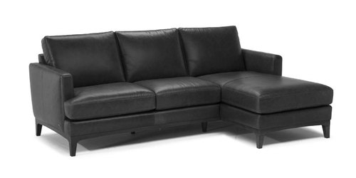"Layout A:  Two Piece Sectional - 85"" x 60"""