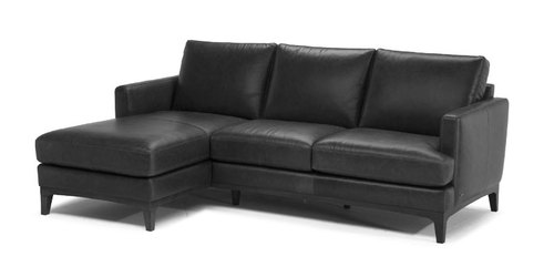 "Layout B:  Two Piece Sectional - 60"" x 85"""