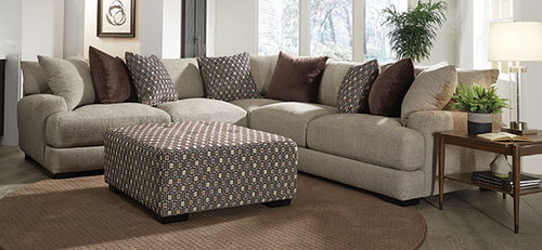 Three Piece Sectional (Ash Shown)