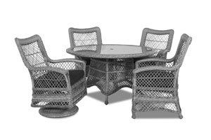 Five Piece Outdoor Dining Room