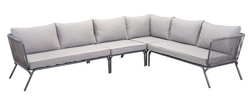 5 Piece Outdoor Sectional