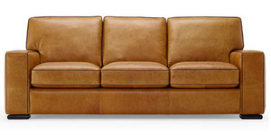 Baldassarre 100% Top Grain Leather Sofa from Natuzzi.  Choice Of Colors