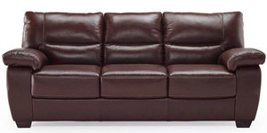 From Natuzzi - Aurelio 100% Top Grain Leather Sofa...Choice of Colors