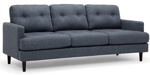 "Collette 77"" "" Button Tufted Sofa From Palliser Furniture"