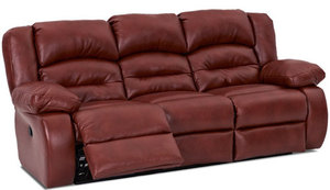 "Austin 89"" Reclining Sofa w/ Power Recline Option"