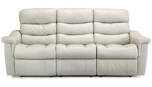 "Zara 85"" Dual Reclining Sofa w/ Power Option"