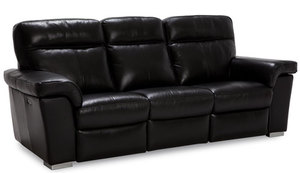 "Palliser Alaska 93"" Dual Reclining Sofa (Includes Power Headrest)"