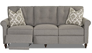 Holland Dual Power Reclining Sofa - Selection Of Colors