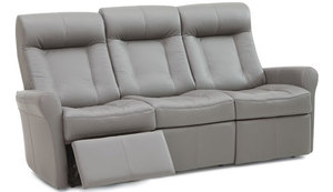 Yellowstone Reclining Sofa w/ Power Recline Option