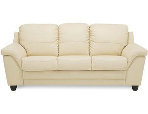 "Reggie 87"" Transitional Sofa"