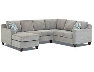 Sloane K33800 Transitional Sectional (150 Fabrics)