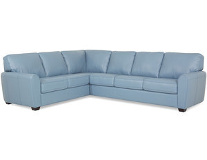 Emerie Two Tone Modern Three Piece Sectional