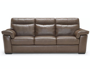 Brivido Natuzzi Leather Sofa (150 Leathers)...Starting At