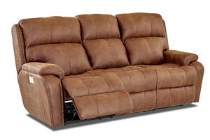 "Averett Nail Head Power Headrest Power Reclining Sofa (88"")...Starting At"